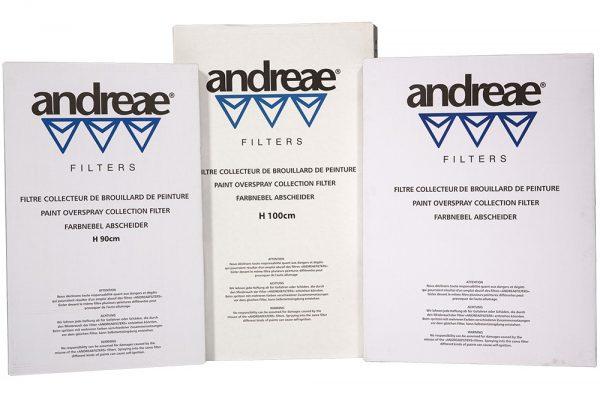 Andreae Filter - Standard
