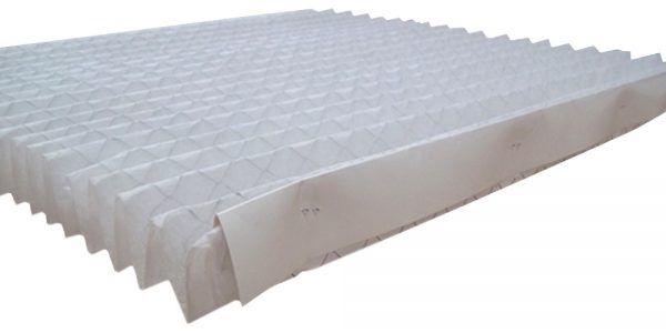 Disposable Pleat Inserts