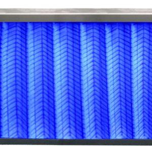 Washable V-Form HVAC Filters